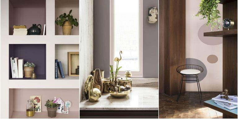 12 Beautiful Warming Interiors For Your Home In 2018 - Dulux Paint ...