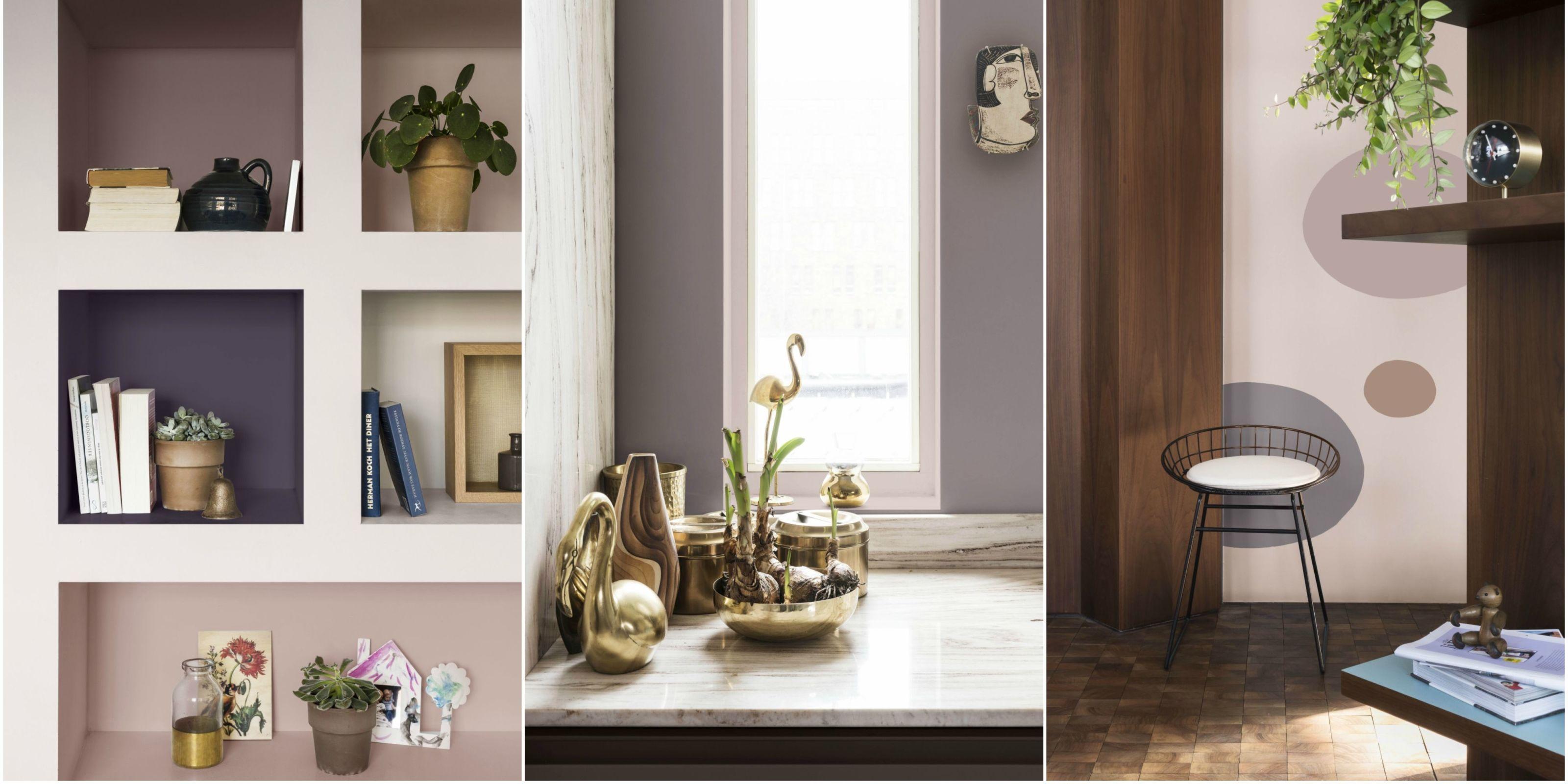 Dulux Heart Wood Home Palette