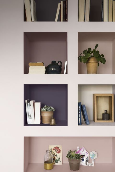 The Heart Wood Home palette - Dulux Colour of the Year 2018