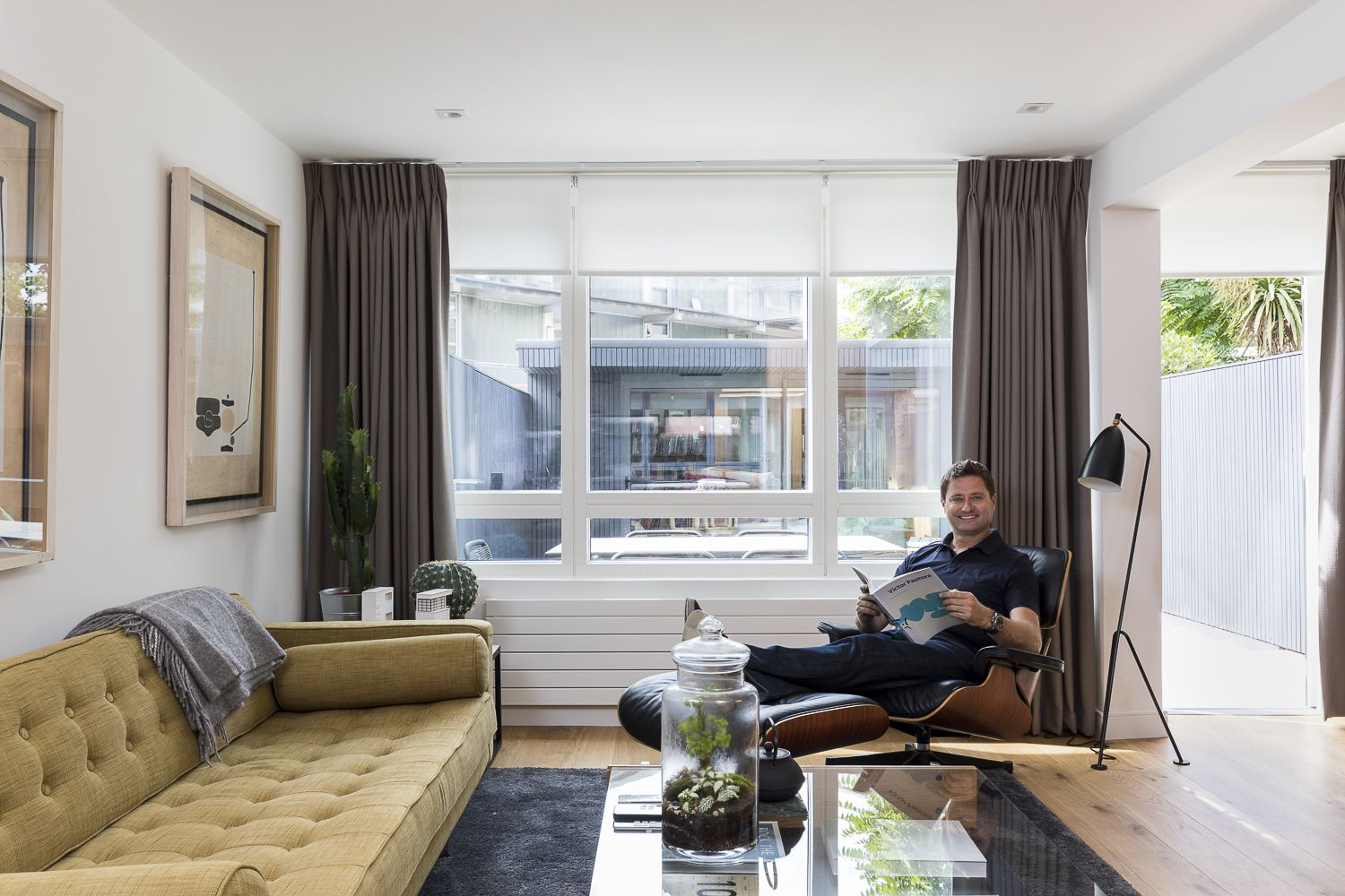 George Clarke Small Spaces - Campbell Lasers Campbelllasers Twitter ...