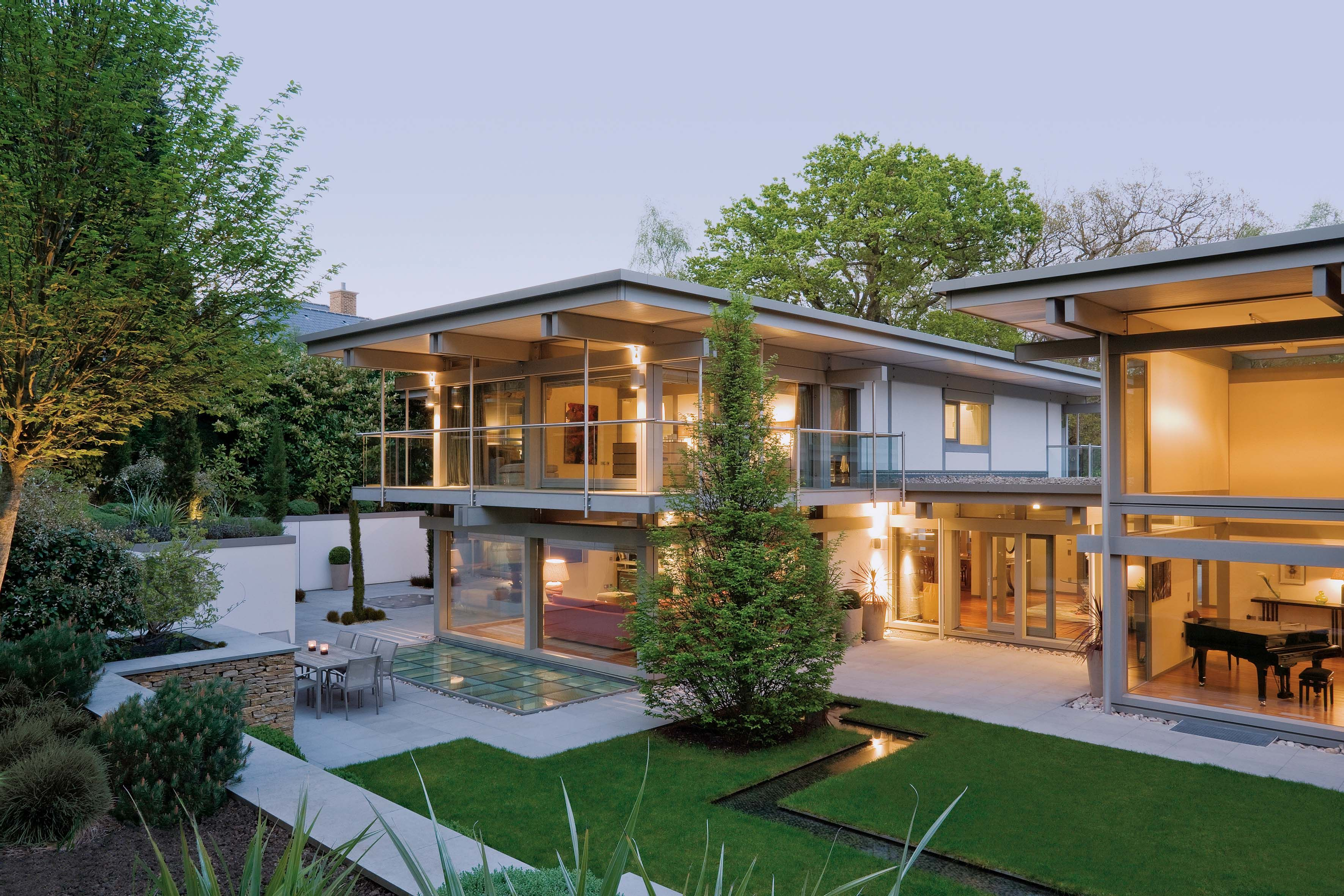 Fascinating Huf Haus Kosten Decoration Of Amazing Stunning With Pro Qm With
