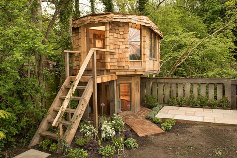 subterranean space garden backyard huts cabins sheds. Modren Cabins Cuprinol Shed Of The Year 2017  Mushroom Shortlist Cabins And  Summerhouses Throughout Subterranean Space Garden Backyard Huts Sheds D
