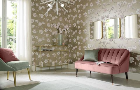 Pierre - Graham & Brown's Wallpaper of the Year for 2018