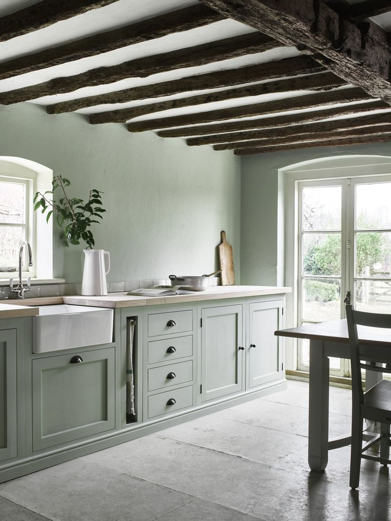 kitchen country design. Neptune Henley Kitchen Hand Painted In Sage From  14 000 7 Ways To Create A Country Fit For 2018 Design Ideas