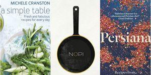 Modern cookbooks