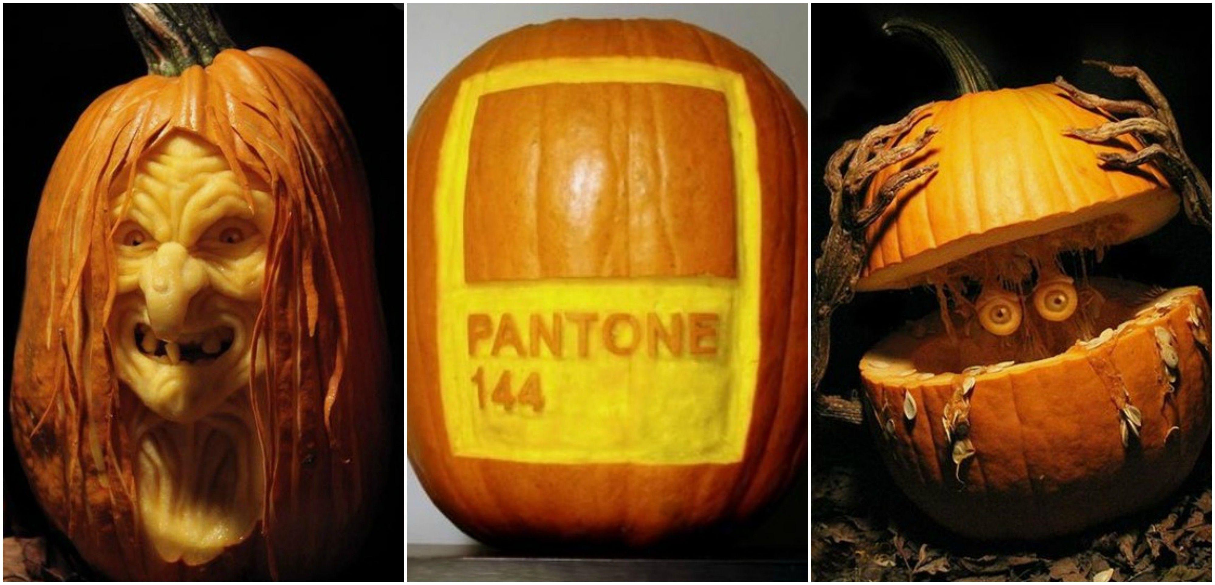 Halloween pumpkin ideas best pumpkin carving ideas
