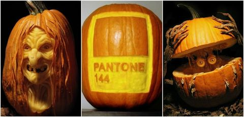 Halloween Pumpkin Ideas - Best Pumpkin Carving Ideas