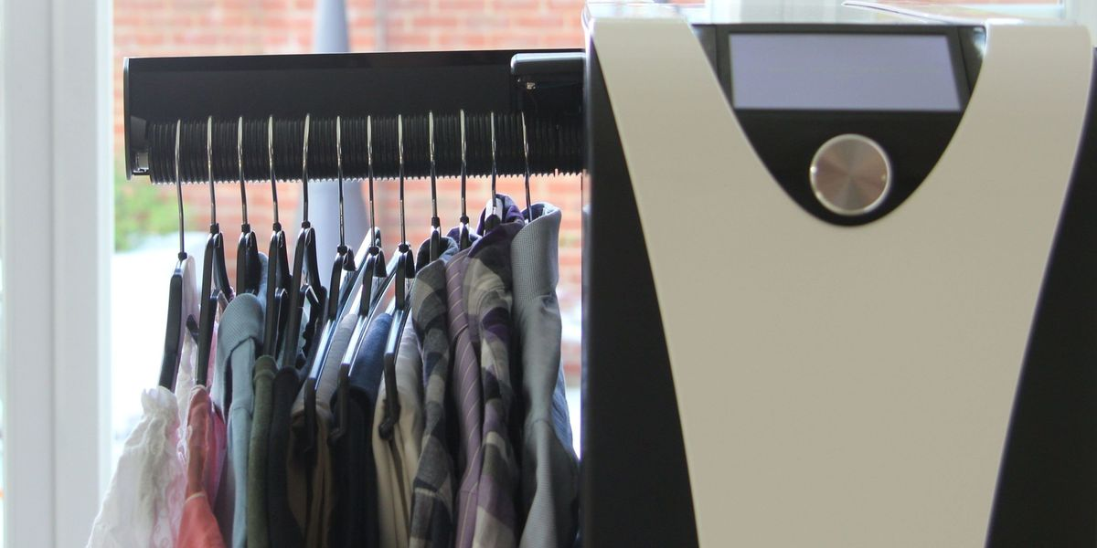 Automated Ironing Machine Effie Is Set To Make Laundry So Much Easier