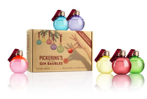 Pickering S Gin Christmas Tree Bauble