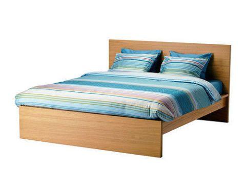 MALM bed frame, Ikea