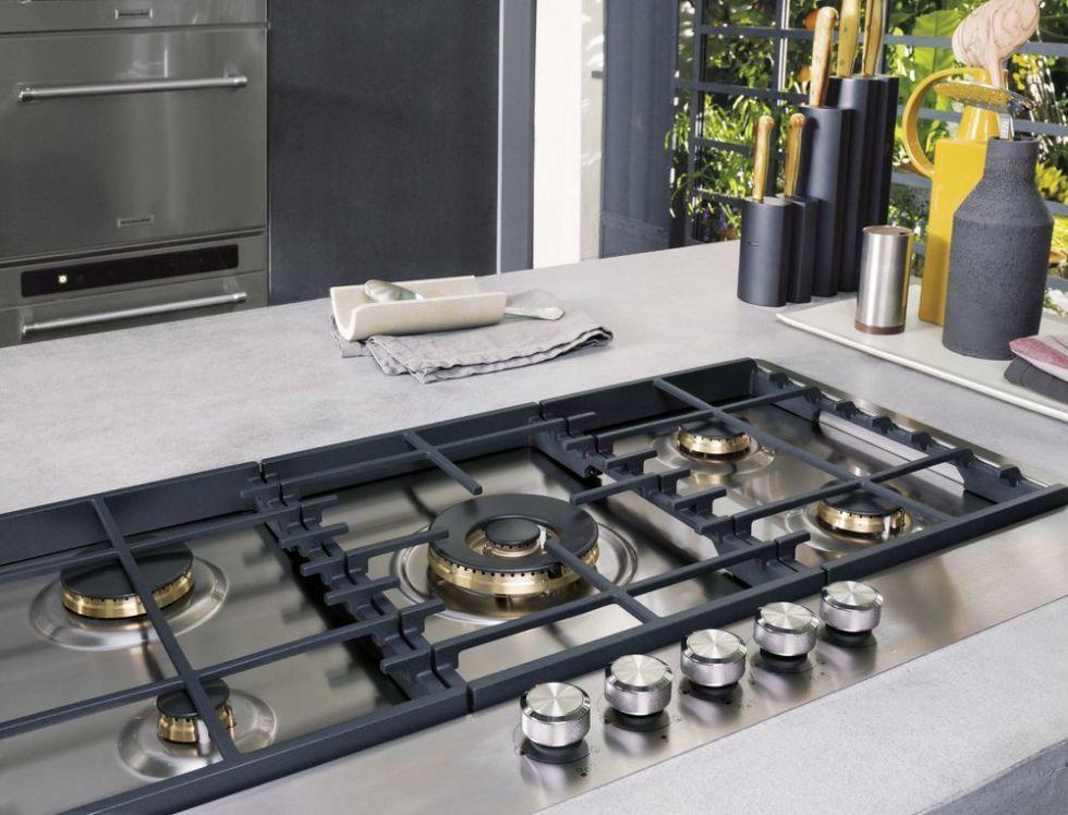 KitchenAid Gas On Metal Hob