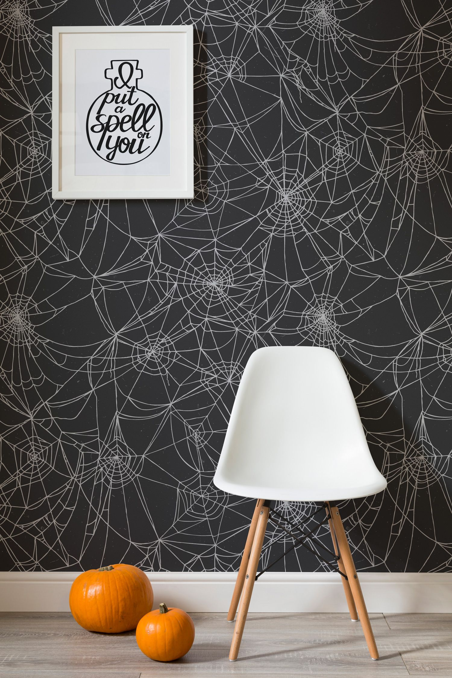 Murals Wallpaper - Cobwebs