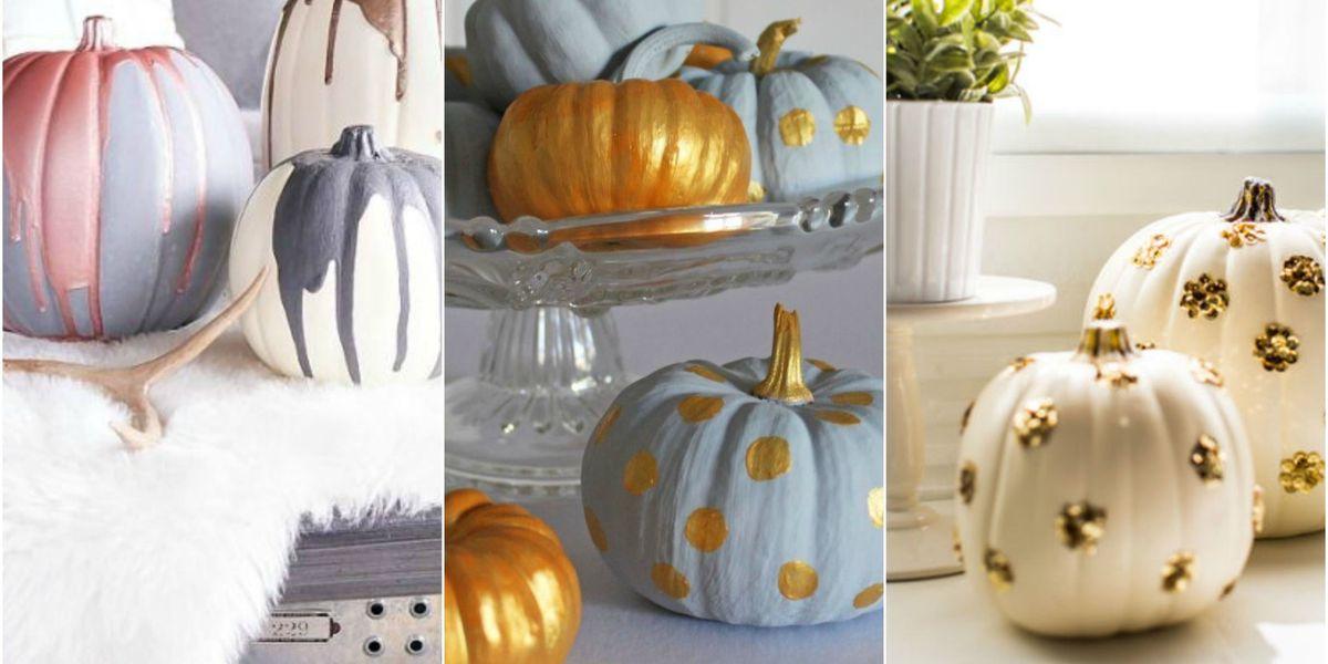 16 easy no-carve pumpkin ideas