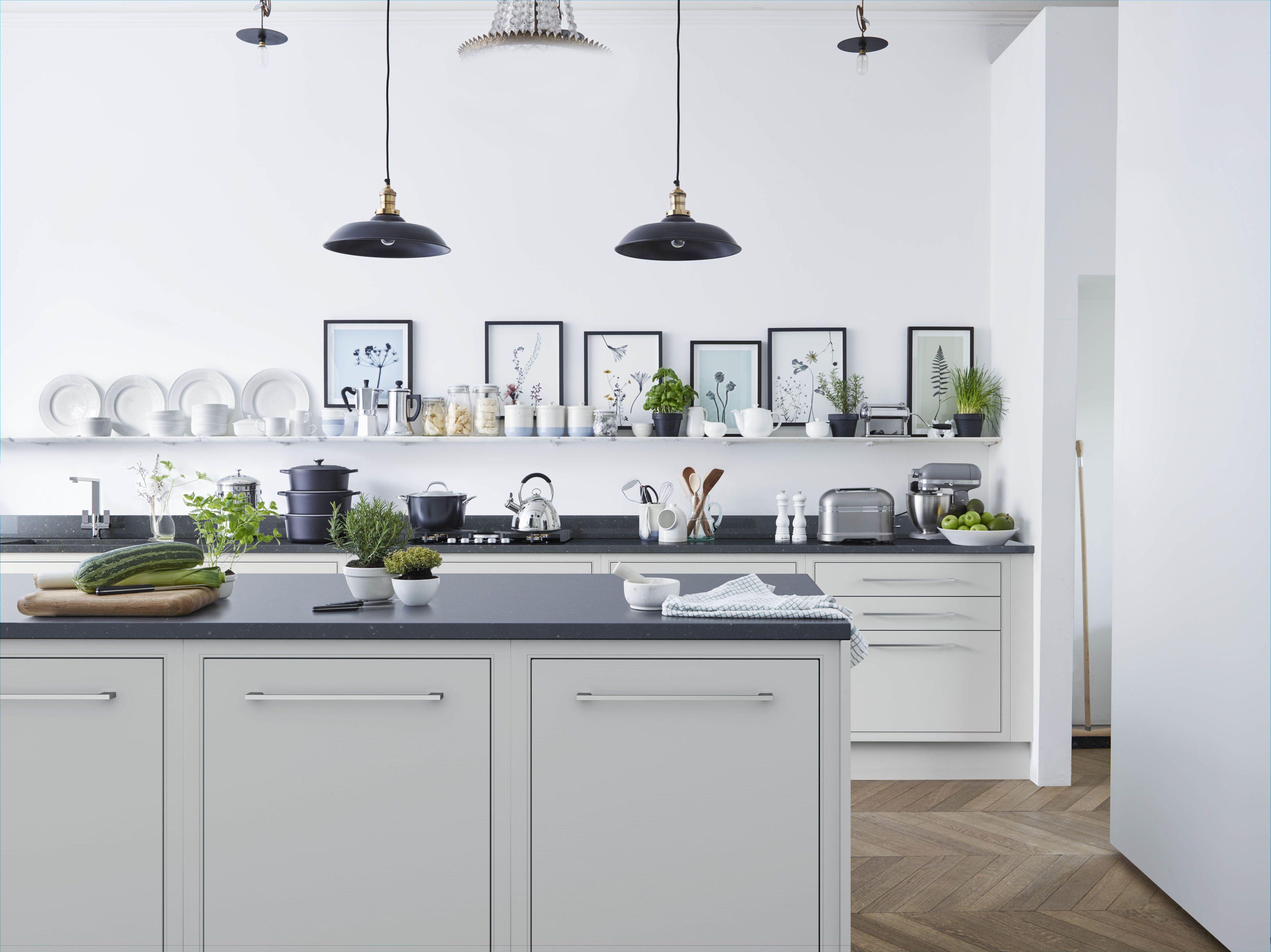 John Lewis Kensington Kitchen, Dove