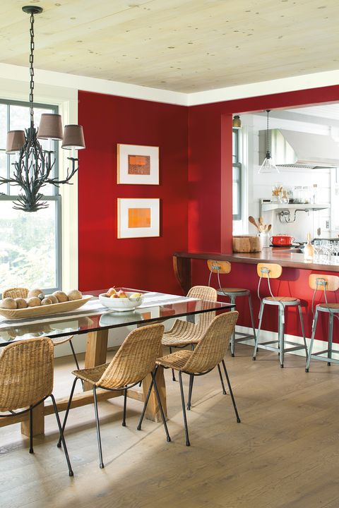 Benjamin Moore Colour Of The Year 2018 Caliente Af 290