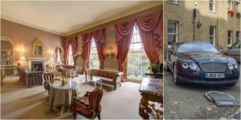 Hyde Park Gardens Apartment Bentley For