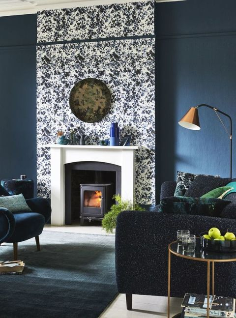 Warning These Are The Best Small Living Room Ideas Of The: 7 Stylish Blue And Green Colour Schemes