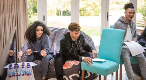 X Factor house - 2017 - mansion in London's Winchmore Hill