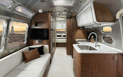 Room, Vehicle, Interior design, RV, Car, Cabin,