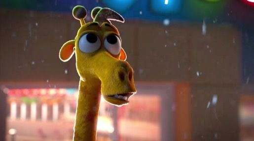 Geoffrey The Giraffe Is The Star Of The Toys R Us 2017 Christmas Advert