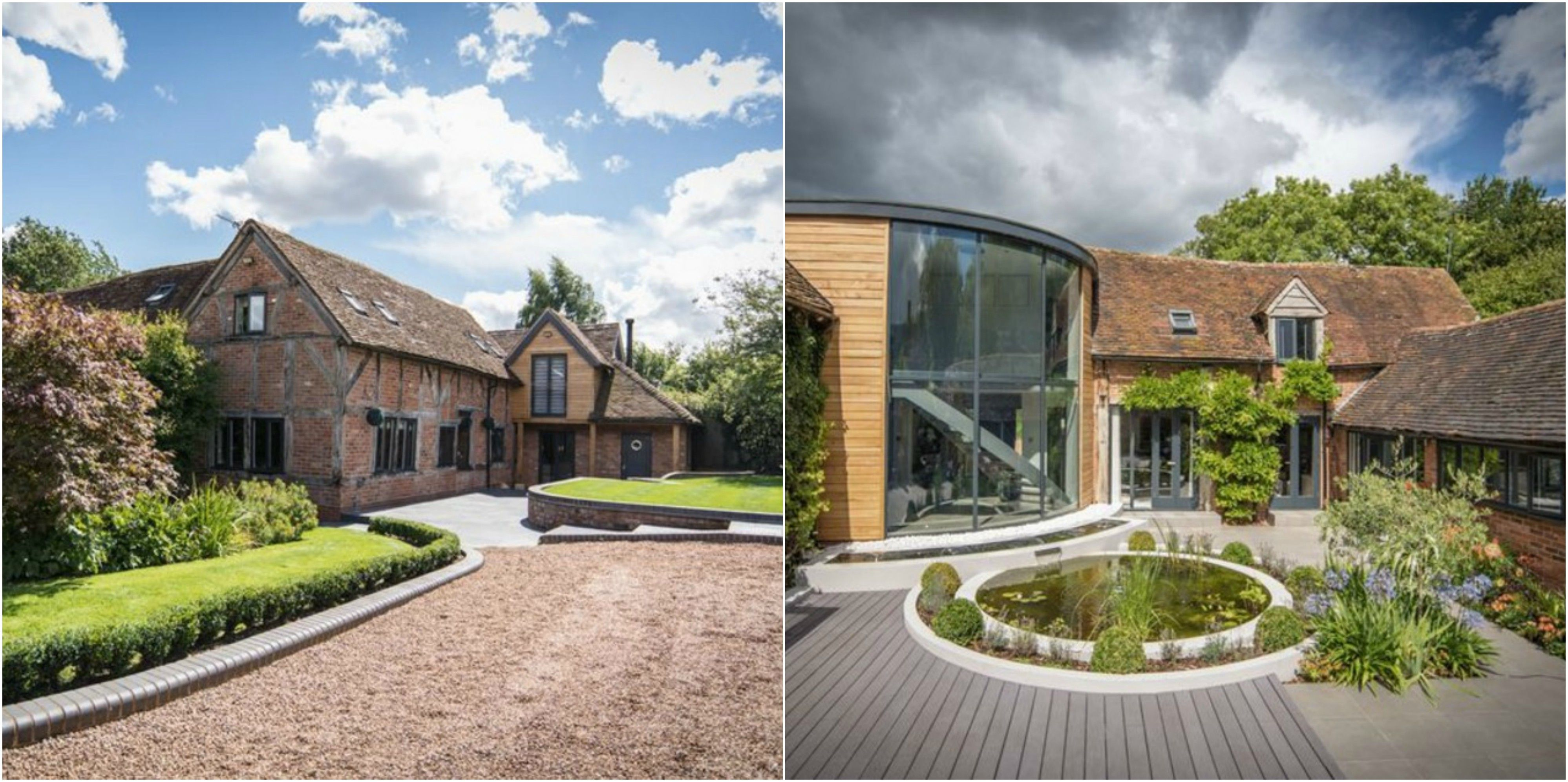 Birmingham Barn Conversion Was The Most-viewed Property On Zoopla In ...