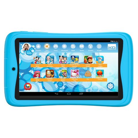 """<p>A&nbsp;tablet that will keep the kids entertained for hours, the KURIO lets you customise web filters to ensure your children can browse safely, while the device comes with over 40 apps, games, e-books and more preloaded. Plus, new content is added for free every week.&nbsp;</p><p><strong data-redactor-tag=""""strong"""" data-verified=""""redactor"""">BUY HERE:</strong> <a href=""""https://www.pcworld.co.uk/gbuk/computing/tablets-and-ereaders/tablets/kurio-tab-advance-c17150-7-tablet-8-gb-blue-10165920-pdt.html"""" target=""""_blank"""" data-tracking-id=""""recirc-text-link"""">PC World</a> (£99.99)</p>"""