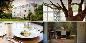 The Green House hotel - Bournemouth - collage