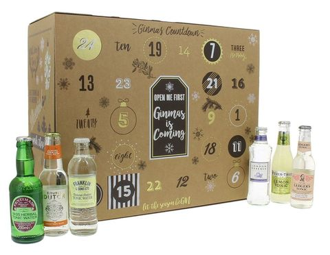 Gin & Tonic advent calendar