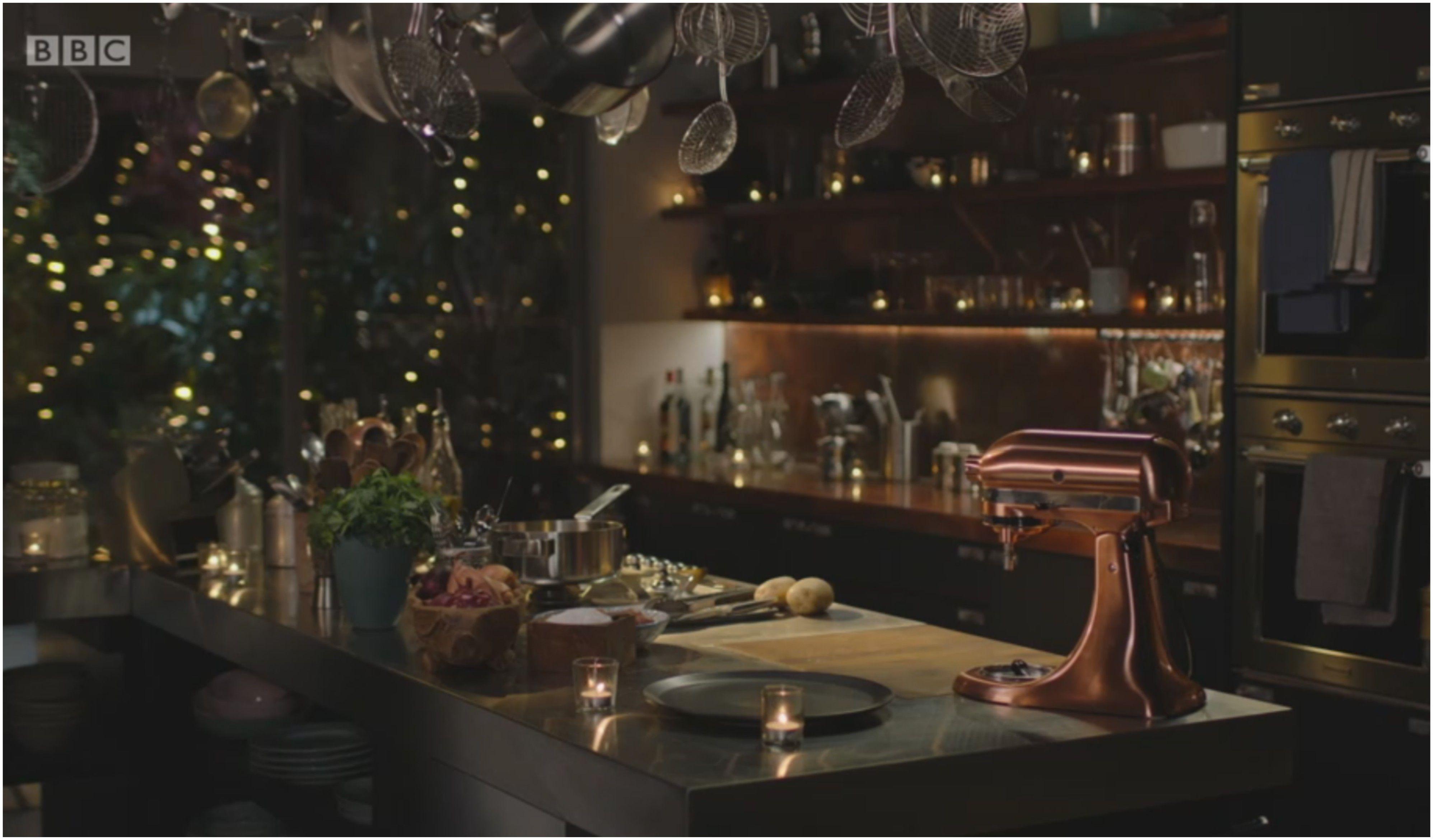 Where To Buy Nigella Lawson S Copper Kitchenaid Stand Mixer Kitchenaid Artisan Mixer