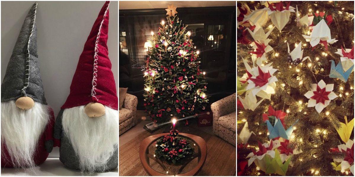 12 Christmas Tree Traditions Around The World - Christmas Traditions Around The World