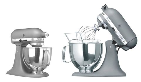 Brilliant Lakeland Is Selling An Exclusive Grey Kitchenaid Stand Mixer Home Interior And Landscaping Palasignezvosmurscom