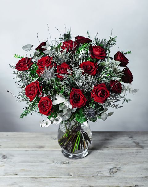 Opulent Christmas Bouquet - Waitrose Flowers