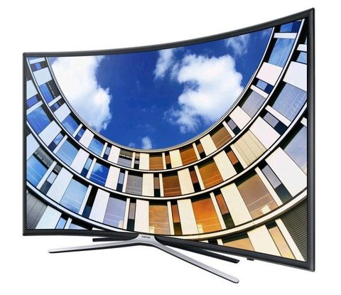 Samsung SMART Full HD Curved TV