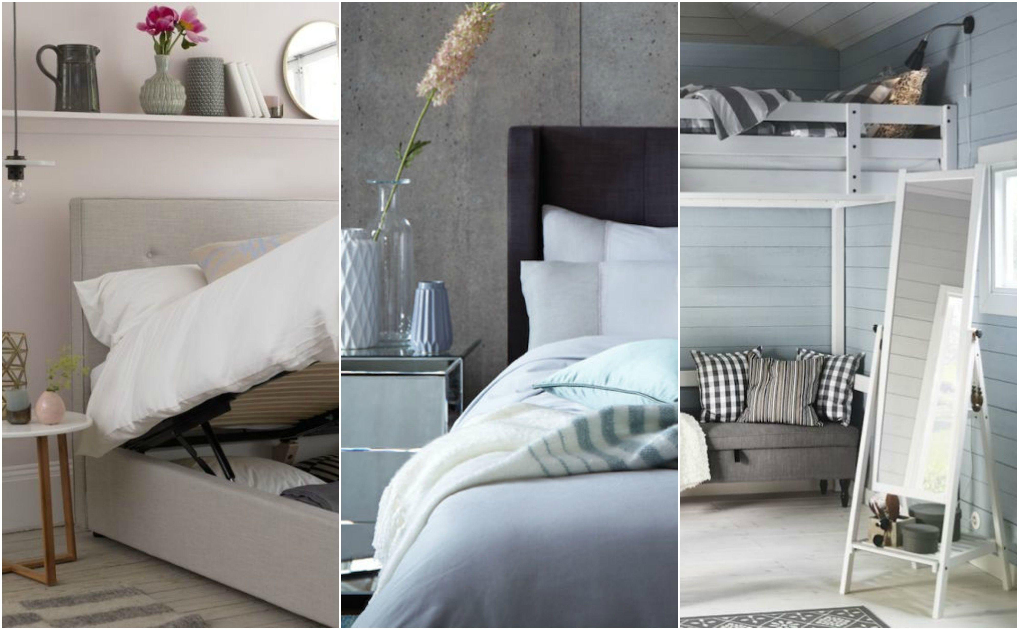 Small Bedroom Decorating Ideas Space Saving Ideas
