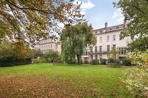 Kensington Park Gardens - property - Peter Pan - flat - garden - Strutt and Parker
