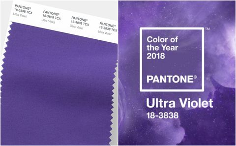pantone s colour of the year 2018 is ultra violet