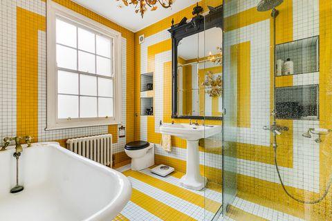 Yardley Street - property for sale - bathroom - Clerkenwell - London