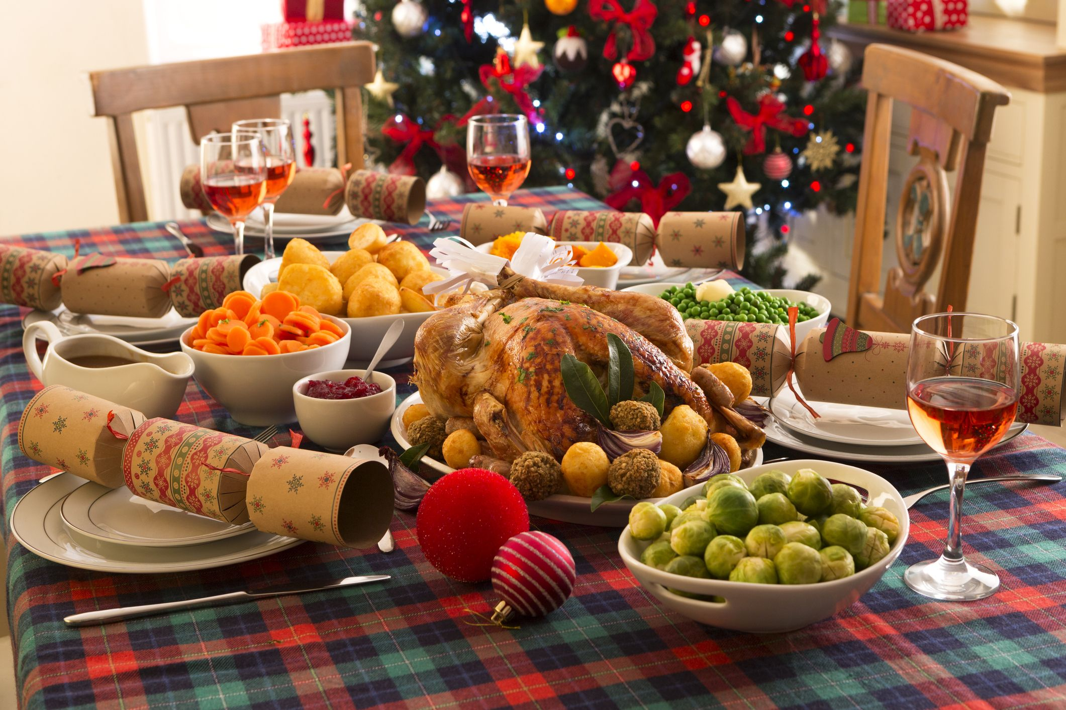 How To Host Christmas Dinner Without Having A Meltdown