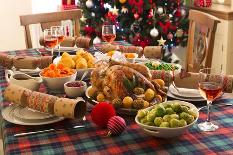 Christmas Dinner.How To Host Christmas Dinner Without Having A Meltdown