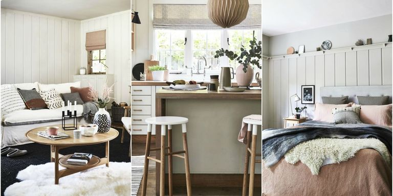 Rose tinted neutrals inspired by lagom styling by marisa daly photography by rachel