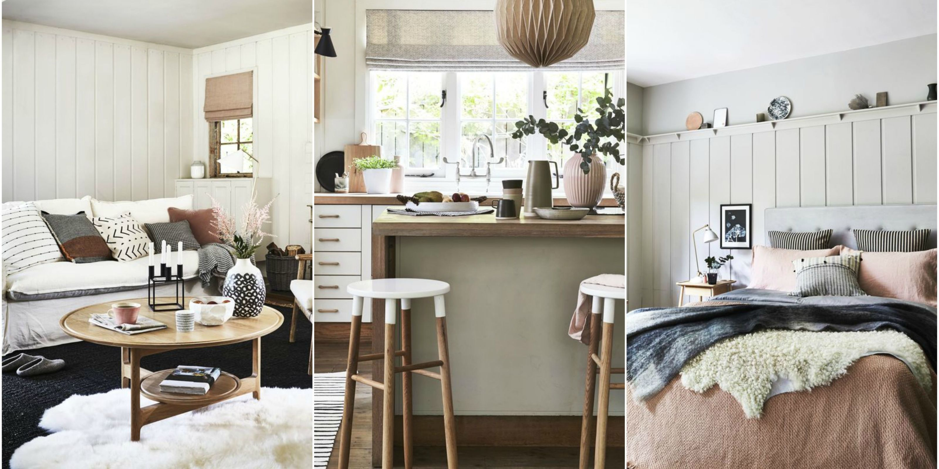 Rose Tinted Neutrals Inspired By Lagom   Styling By Marisa Daly,  Photography By Rachel