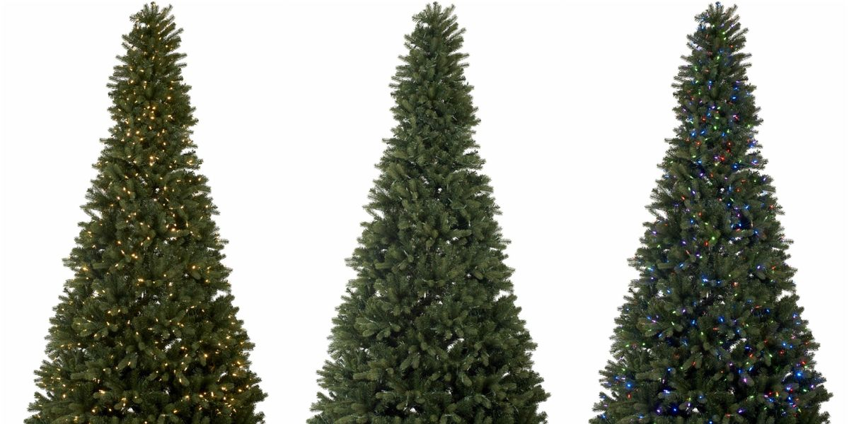 This Remote Controlled Adjustable Christmas Tree Will Adapt To Your Living  Space - This Remote Controlled Adjustable Christmas Tree Will Adapt To Your