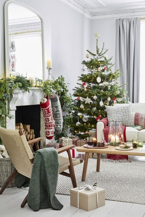 Style inspiration - Christmas home decorating photo shoot. Styling by Sally Cullen. Photography by Mark Scott.
