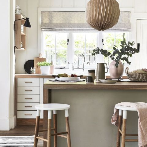 Rose-tinted neutrals inspired by lagom - Styling by Marisa Daly, Photography by Rachel Whiting.