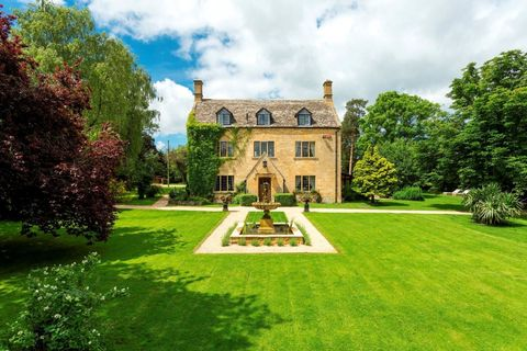Savills - Collin House - country house - Cotswolds - exterior