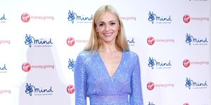 Fearne Cotton attends the Virgin Money Giving Mind Media Awards