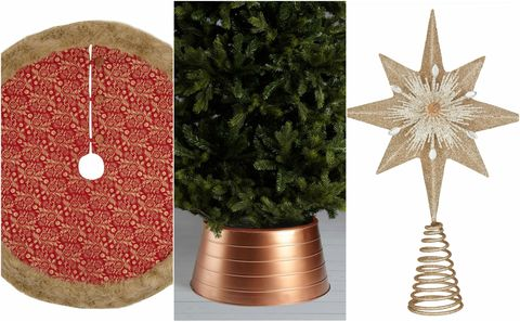 Christmas Tree Skirts Are Now More Popular Than Tree Toppers