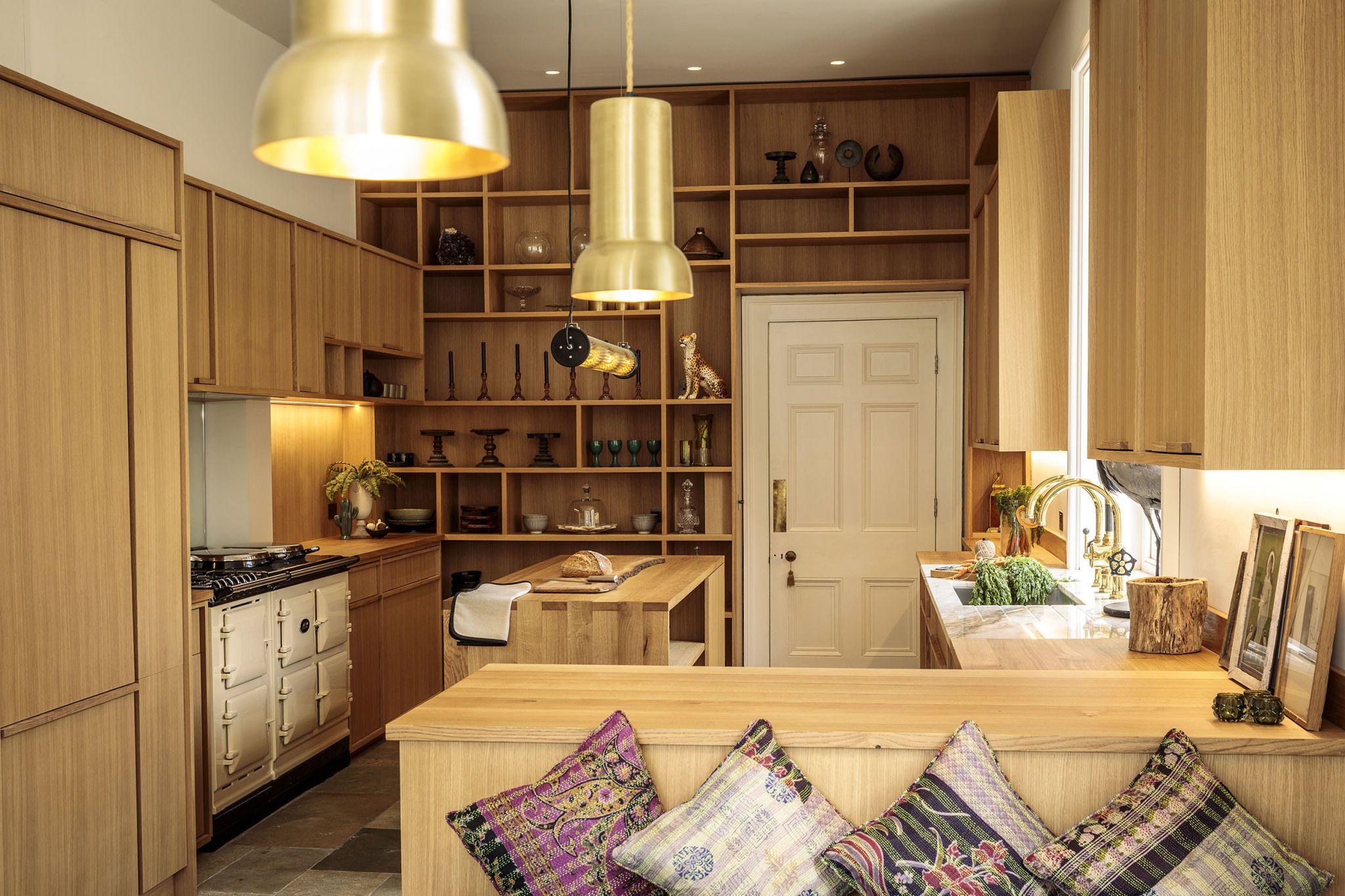Warm Tones   Papilio   Georgian Manor Kitchen