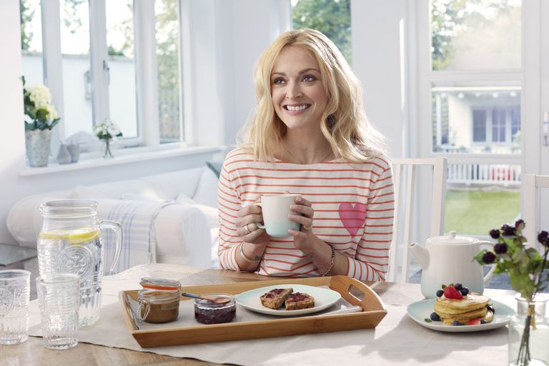 Fearne Cotton Has Teamed Up With British Brand Swan For