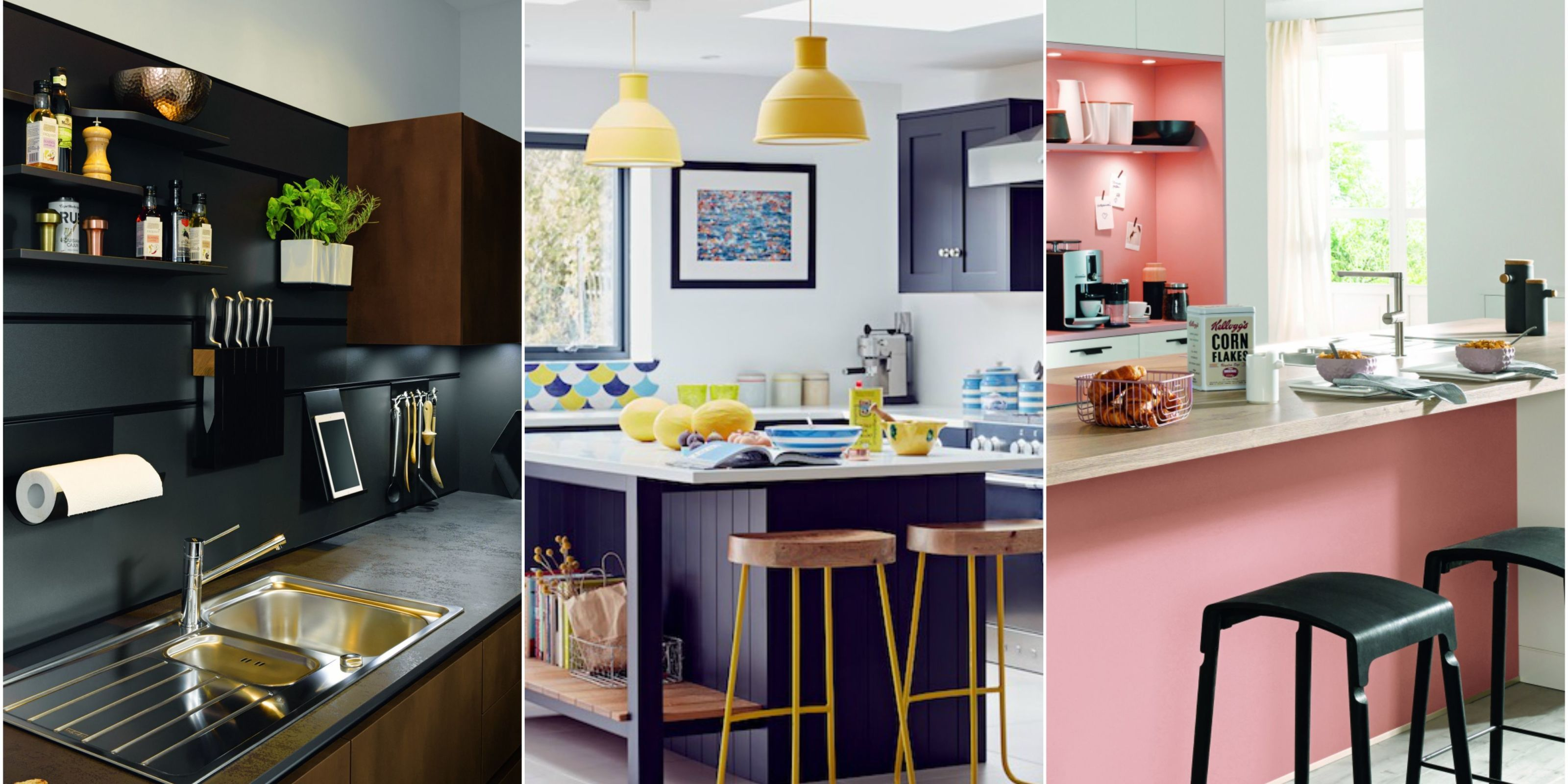 Modest Kitchen Design Concept